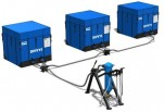 Emergency water supply DIVVY 250